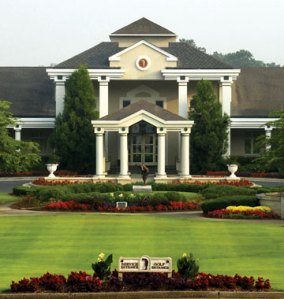 Atlanta National in Milton